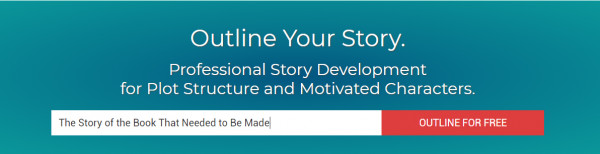 Outline Your Story, enter a working title