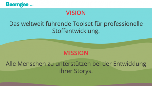 Beemgee Vision Mission