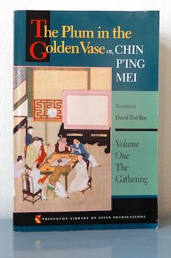 Plum in the Golden Vase (Golden Lotus)